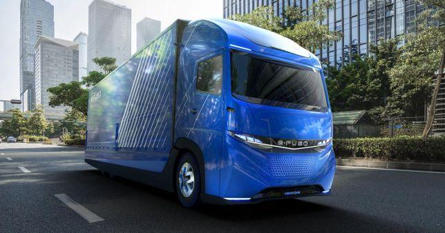 Daimler Vision One