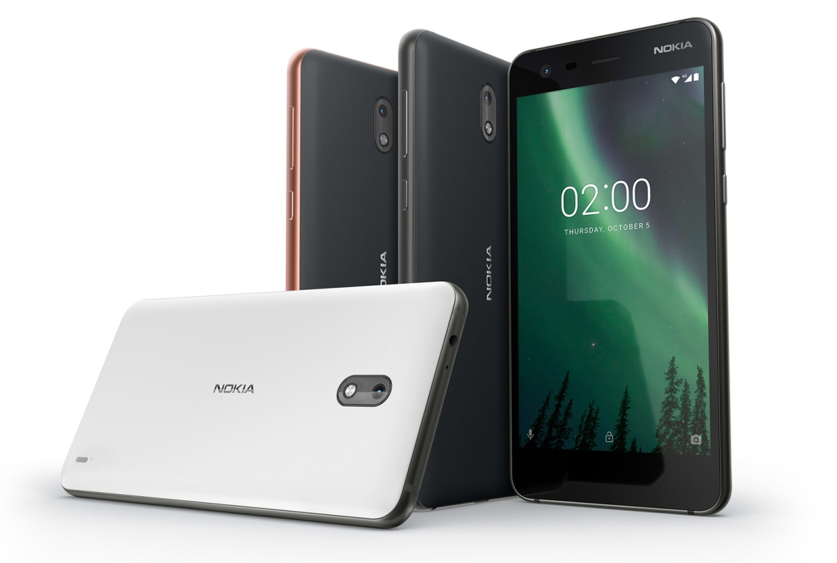 Nokia 2 releases with optimistic battery life