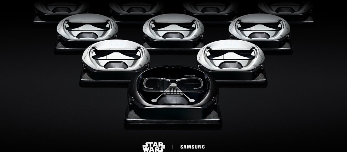 Samsung's Star Wars vacuum is a force to be reckoned with
