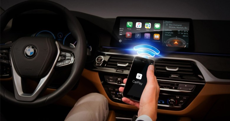 BMW Apple CarPlay 2