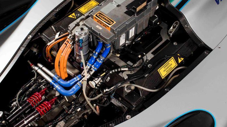 Formula E Battery Pack