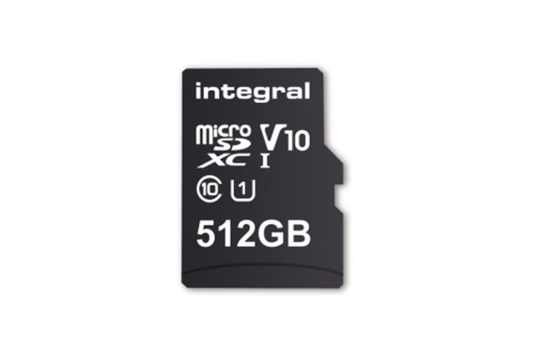 Integral Memory 512GB SD Card