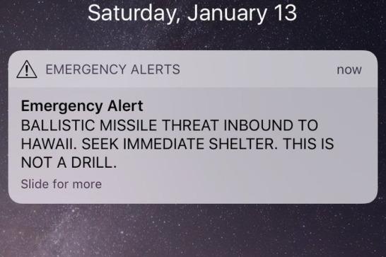 Missile Hawaii