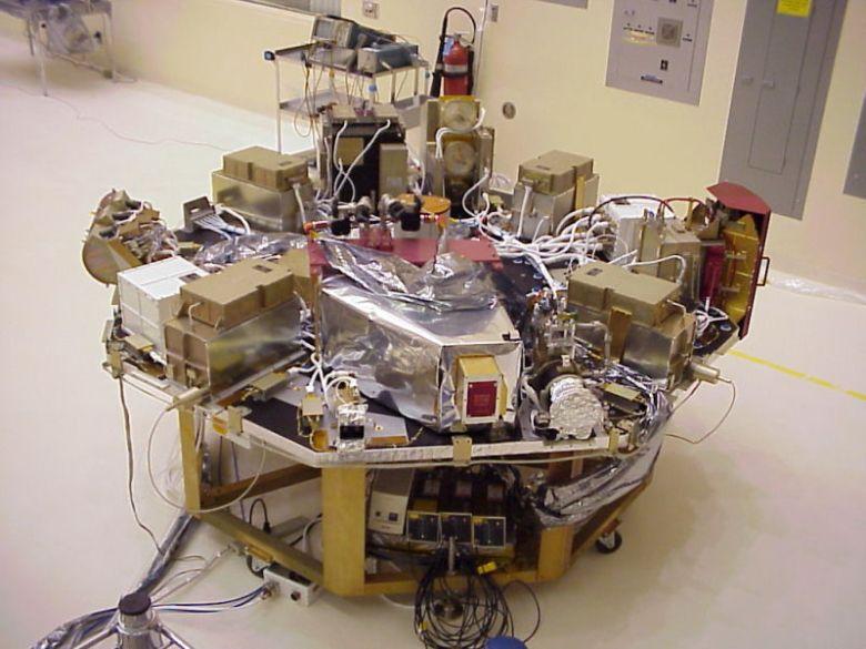 Nasa Image Satellite 1