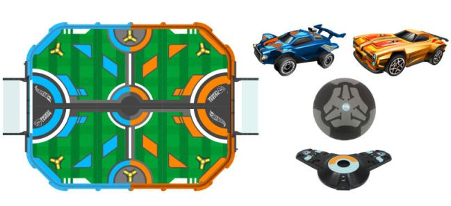 Hot Wheels Rocket League